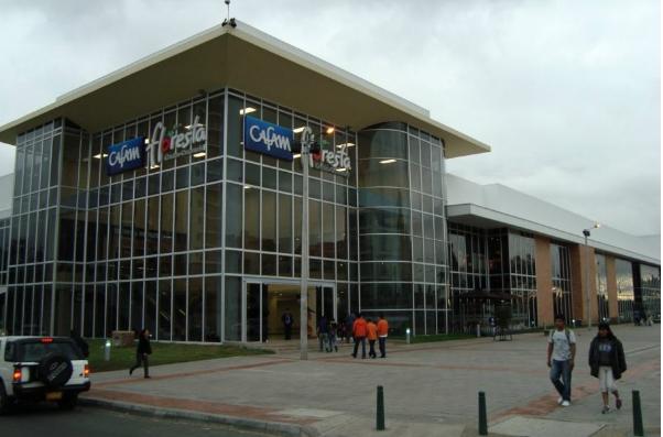 Centro comercial Cafam